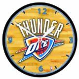 Best NBA Oklahoma City Thunder Round Clock Reviews    Http://weheartokcthunder.com