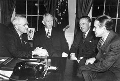 3 de abril de 1948: Truman firma el Plan Marshall