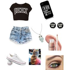 """""""out :D"""" by sophstar2000 on Polyvore"""