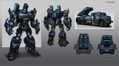 Breakdown Transformers: Universe - Oh my goodness.they were actually thinking about it! Robots Characters, Transformers Characters, Transformers Decepticons, Transformers Prime, Gi Joe, Tf Art, Transformers Collection, Arte Robot, Robot Concept Art