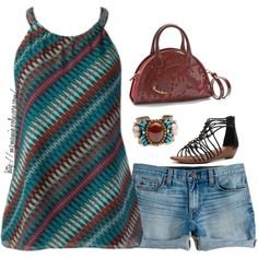 """""""Untitled #1023"""" by mzmamie on Polyvore"""