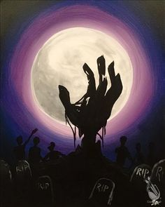View our painting classes calendar to paint and drink wine in Painting with a Twist in Austin (Round Rock) TX. Halloween Canvas Paintings, Cute Canvas Paintings, Easy Canvas Art, Small Canvas Art, Halloween Painting, Halloween Drawings, Mini Canvas Art, Halloween Art, Acrylic Painting Canvas