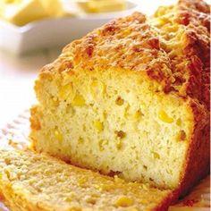 Mielie bread {Corn Bread}