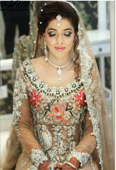 Bride by Natasha's salon Karachi