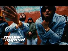 """Juelz Santana And Dave East Celebrate Life In Harlem In """"Time Ticking"""" (Video)"""