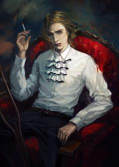 Lord by elena-nekrasova on DeviantArt