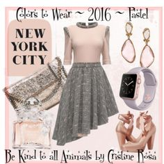 Colors to Wear | 2016 | Pastel