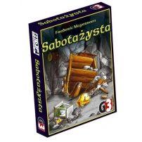 Sabotażysta  #sabotażysta #gra #graplanszowa