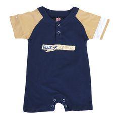 8d061ce99ec Infant Romper Creeper. Meagan Molloy · Blue Bombers