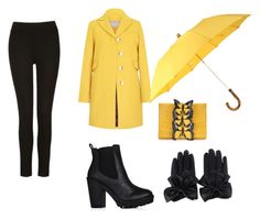 Designer Clothes, Shoes & Bags for Women Nancy Gonzalez, Undercover, London, Shoe Bag, Yellow, Polyvore, Stuff To Buy, Shopping, Collection