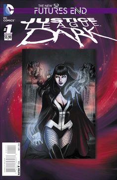 JUSTICE LEAGUE DARK: FUTURES END #1 | DC Comics