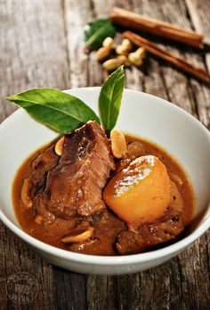 Slow Cooked Massaman
