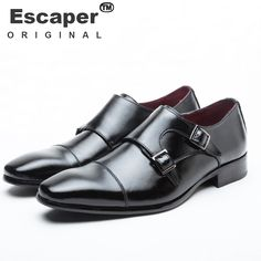 Mens casual shoes luxury genuine leather flats business formal shoes mens dress brogues oxfords monk strap shoes zapatos hombre♦️ SMS - F A S H I O N  http://www.sms.hr/products/mens-casual-shoes-luxury-genuine-leather-flats-business-formal-shoes-mens-dress-brogues-oxfords-monk-strap-shoes-zapatos-hombre/ US $34.84