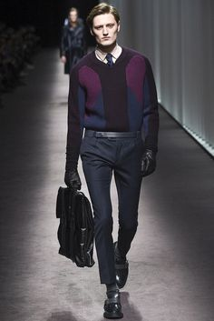 Canali, Look #33