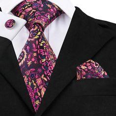 Rose Gold Engagement, Vintage Engagement Rings, Solitaire Engagement, Paisley Tie, Mens Fashion Suits, Men's Fashion, Cufflink Set, Vintage Cufflinks, Wedding Men