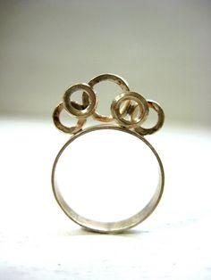 潦 ring bico http//:bico.in #Contemporary jewelry #design #ring