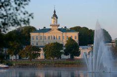 Western Coast, Helsinki, Lakes, Scenery, Europe, Exterior, Map, Explore, Mansions