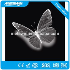 Source Butterfly Color Changing LED Lighting Canvas Painting for Home Decor on m.alibaba.com
