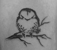 nice line tattoo