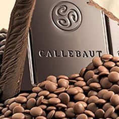 Callebaut 811 Dark Chocolate  is bittersweet and is excellent for enrobing cakes, #chocolate fillings and ganache. #divinespecialties #wholesalefoods