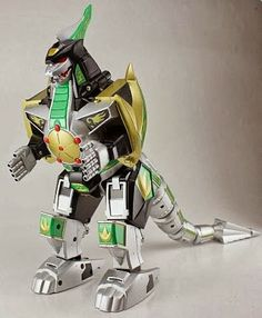 tail drill tip part only Green Dragonzord megazord Power Rangers