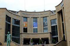 Glasgow City Centre, Concert Hall, Multi Story Building