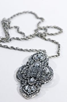 art deco necklace by Samantha Wills {SUPER affordable}