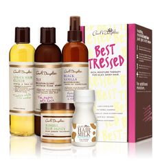 Natural Hair Care, Natural Beauty Products, Natural Skincare - Carol's Daughter - Best Tressed Hair Set