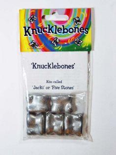 Knucklebones!