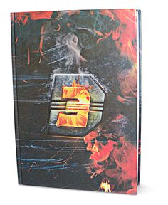Dhoom 3 - 3 Subject Notebook, Design A