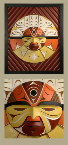 John Marston ( Coast Salish )  - Silent Waters, Setting Sun