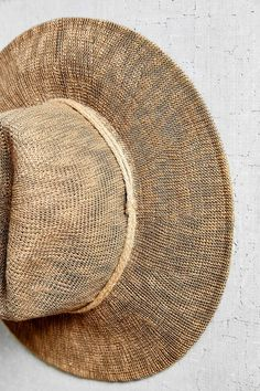 enjoycolorfullife  urbnite  Oversized Nubby Panama Hat... Boho Fashion 4e53f59d0b37