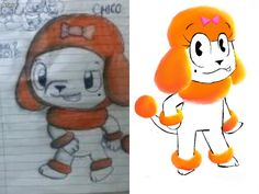 and so i made a redraw by marnoandcass.deviantart.com on @DeviantArt