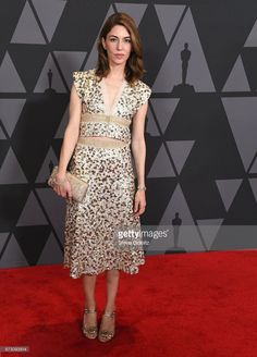 Sofia Coppola arrives at the Academy Of Motion Picture Arts And Sciences' 9th Annual Governors Awards at The Ray Dolby Ballroom at Hollywood & Highland Center on November 11, 2017 in Hollywood, California.