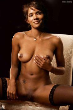 Berry nude hollie