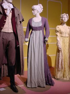 Regency gown from Sense and Sensibility (2008)