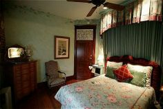 Guestroom #5 4th Street, A Boutique, Guest Room, Restaurant, Bed, Furniture, Home Decor, Decoration Home, Stream Bed