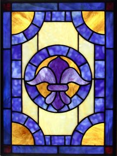 Simple Stained Glass Designs | Recent Photos The Commons Getty Collection Galleries World Map App ...