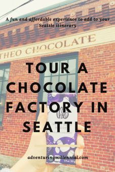 Did you know that you can actually tour a chocolate factory in Seattle? Read all about the Theo Chocolate Factory Tour here! Oregon Travel, Travel Usa, Food Travel, Travel Stuff, Washington Things To Do, Washington State, Tacoma Washington, Wedding Reception Centerpieces, Candy Centerpieces