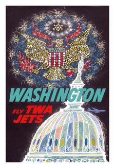 TWA - Washington