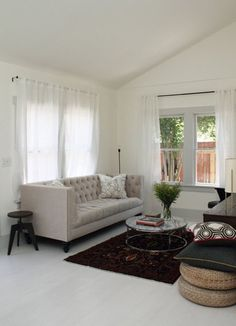 Danielle's Small Modern Cottage House Tour   Apartment Therapy