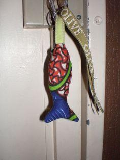 porte clés poisson