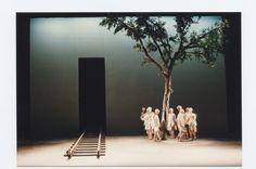 The Child Dreams - by Hanoch Levin, 1993, Habima, National theatre, Tel-Aviv…