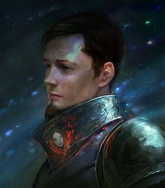 Nightfall knight by anndr.deviantart.com on @DeviantArt