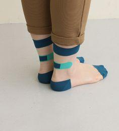plaster socks