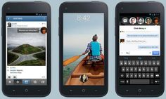 Facebook Home Hit 500,000 Installs in Google Play Store