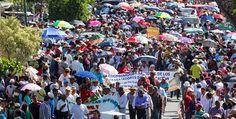 Maestros de Veracruz llaman a paro por falta de pago
