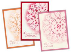 All you need is white card, watermark ink, white embossing powder & heat gun!  To create the color all you need is some tissues/sponge daubers and ink pads/ink.---Mel Creations