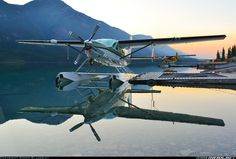 Cessna 208 Caravan, built in 2004.  BC  Canada. Powerplant: P&W PT6A