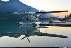 Cessna 208 Caravan, built in 2004.  BC  Canada. Powerplant: P&W PT6A